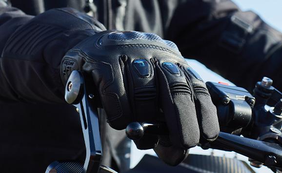 los guantes calefactados