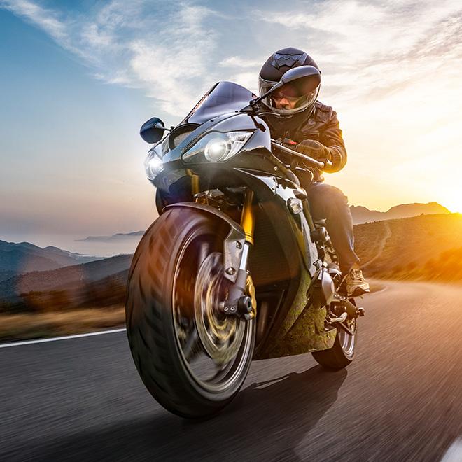 pasion por las motos